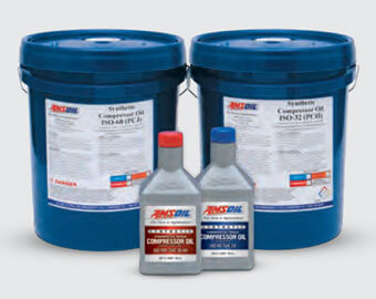 AMSOIL Synthetic Compressor Oil - ISO 32, SAE 10W