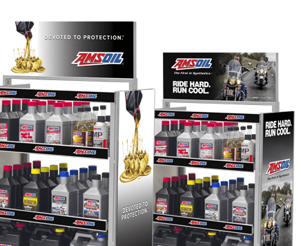 AMSOIL Retail Account